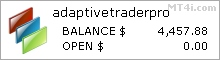 Adaptive Trader PRO EA - Live Account Statement With This Forex Expert Advisor And FX Trading Robot Using AUDUSD,EURCHF,EURGBP,EURJPY,EURUSD,GBPUSD, USDCAD And USDJPY Currency Pairs - Added In 2016