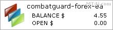 Combat Guard外汇机器人 - 真实账户交易结果使用EURUSD和GBPUSD货币对 - 真实统计数据添加2018