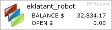 Eklatant FX Robot - Demo Account Test Results Using EURUSD, GBPUSD, EURGBP And USDJPY Currency Pairs - Stats Added 2018