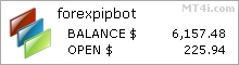 Forex Pip Bot - Live Account Statement