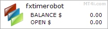 FX Time Robot - Live Account Trading Results Using EURUSD, GBPUSD, AUDUSD, NZDUSD, USDCAD, USDCHF, EURGBP, EURCHF, EURAUD, AUDJPY, CADJPY, EURJPY, GBPJPY, NZDJPY And USDJPY Currency Pairs