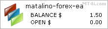 Matalino Forex Trading Robot - Live Account Trading Results Using EURUSD And GBPUSD Currency Pairs - Real Stats Added 2021