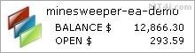 Minesweeper EA - Demo Account Statement