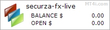 Securza FX Robot - Live Account Statement