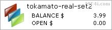Tokamato EA - Live Account Statement