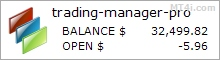Trading Manager Pro EA - Live Account Statement